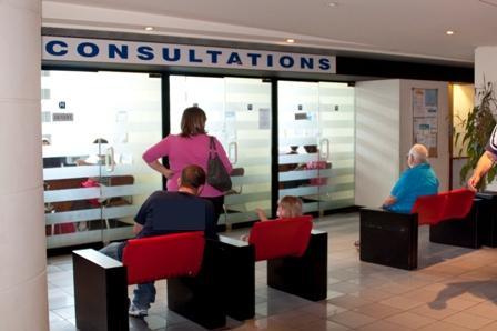 bureau des consultations